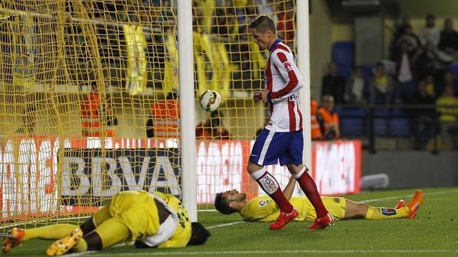Torres da tres puntos de oro al Atlético