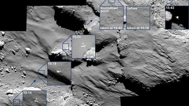Philae podría «despertar» en los próximos dos meses