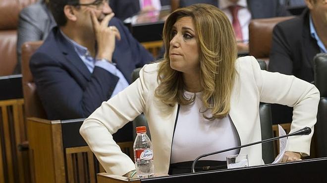 El Parlamento andaluz no otorga su confianza a Díaz en la primera votación