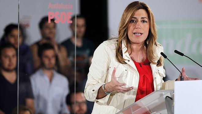 Susana Díaz estalla tras no lograr apoyos por segunda vez: «Esto es ridículo»