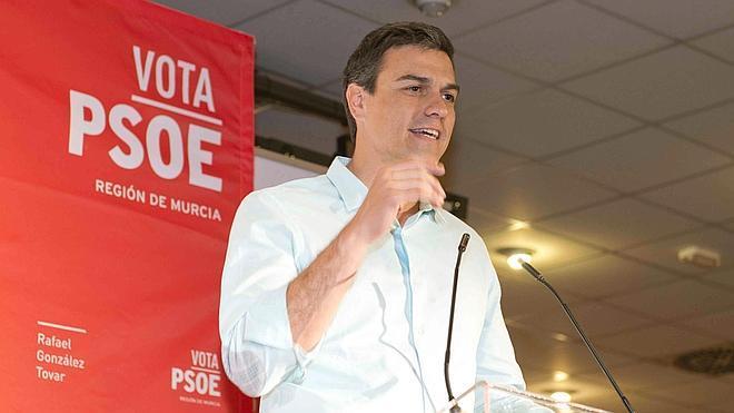 Sánchez se compromete a que los corruptos devuelvan lo robado