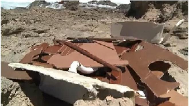 Tres muertos tras chocar un yate francés contra unas rocas en Formentera