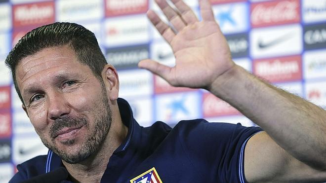 Simeone: «Ojalá Casillas sepa el momento de dar el salto»