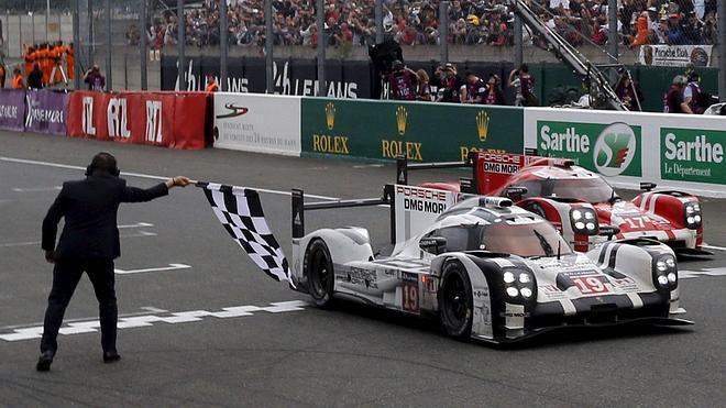Hülkenberg y Porsche conquistan las 24 Horas de Le Mans
