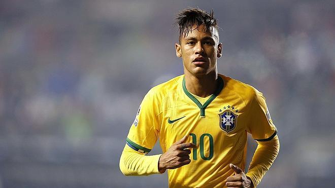 Neymar le quita el sueño a James