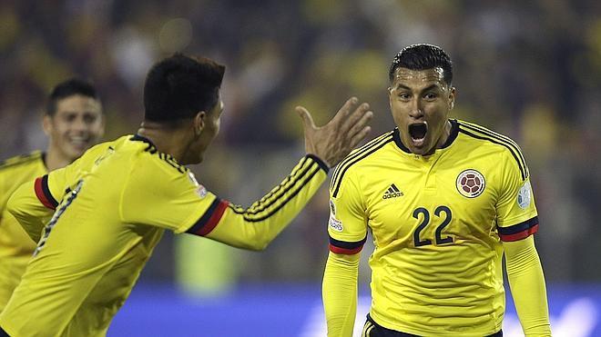 Colombia derrota a Brasil por primera vez en 24 años