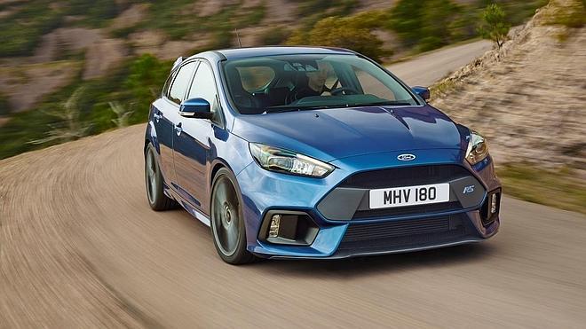 Ford Focus RS, más potencia