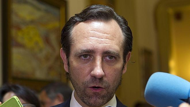 Bauzá anuncia su dimisión como presidente del PP balear