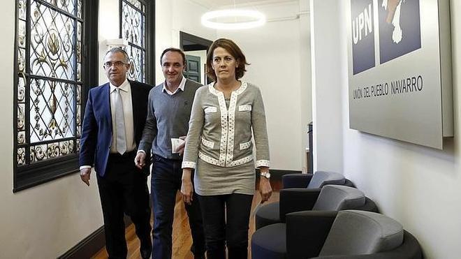 Barcina abandona la política y renuncia a la presidencia de UPN