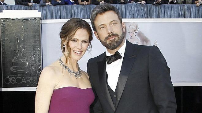 Ben Affleck y Jennifer Garner se separan