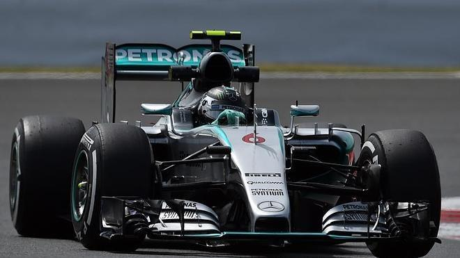 Alonso se va de rallies en Silverstone