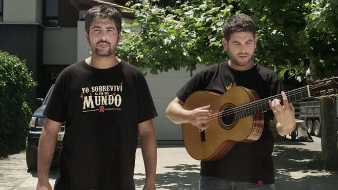 'Pastillas para dormir', el nuevo videoclip de Estopa