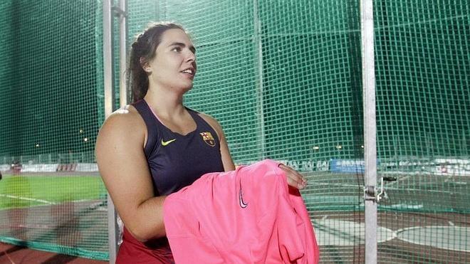 """Sabina Asenjo: """"Hace un año veía Pekín y Río como un sueño casi imposible"""""""