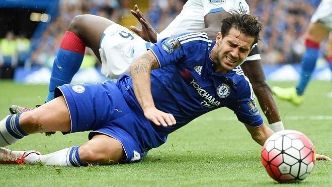 El Chelsea sigue sin levantar cabeza