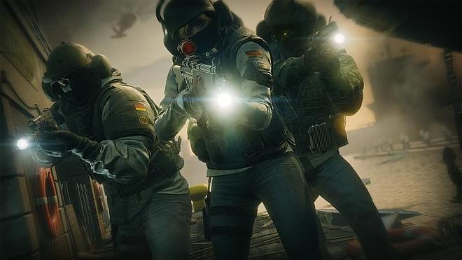 Un primer vistazo a 'Rainbow Six: Siege' y 'Assassin's Creed: Syndicate'