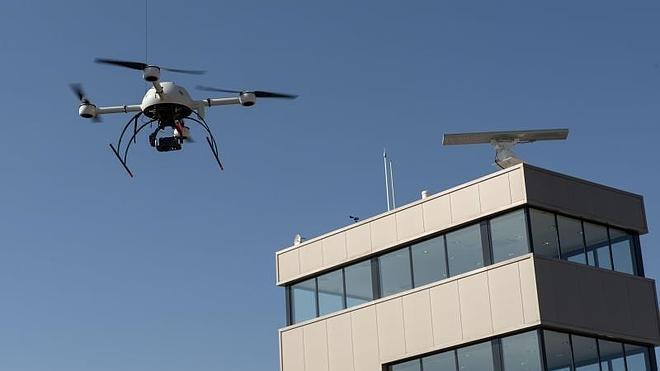 Detenido el joven que estrelló un dron en una cancha de Flushing Meadows