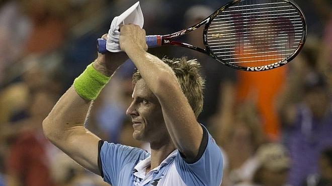 El sudafricano Anderson sorprende a Murray