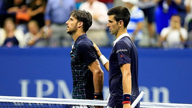 Djokovic triunfa pero no se pasea ante Feliciano