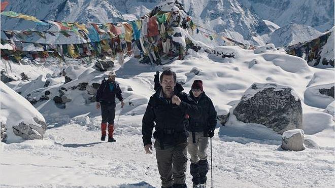 El drama de altura 'Everest' y 'B', sobre el caso Bárcenas, en los cines