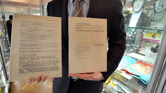 93.750 dólares por el primer contrato discográfico de The Beatles