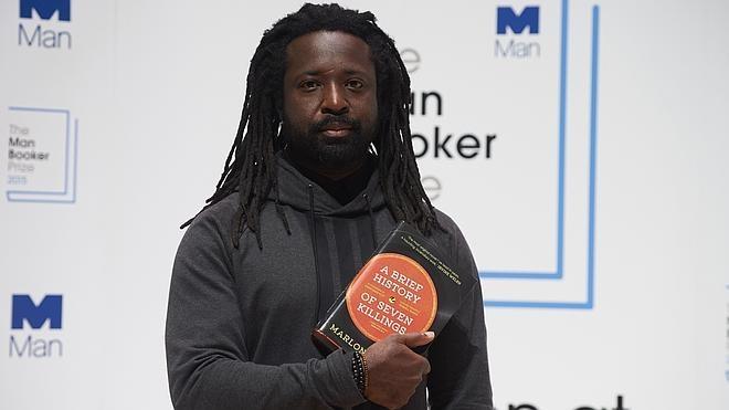El jamaicano Marlon James gana el premio Booker de Literatura