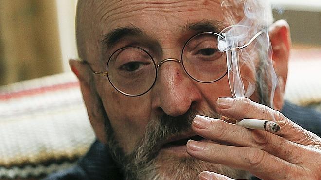 Álvaro Pombo: «No temo a la muerte, sí a perder la lucidez»