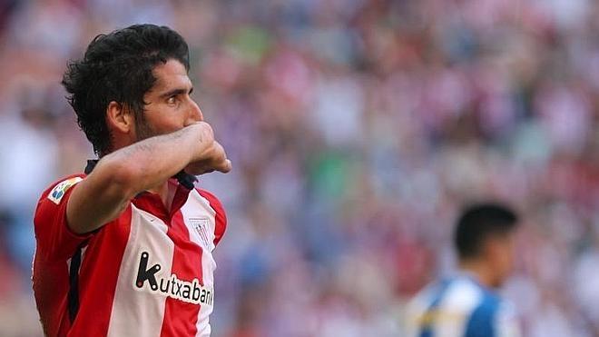 El Athletic sigue su escalada con un gol de Williams para recordar