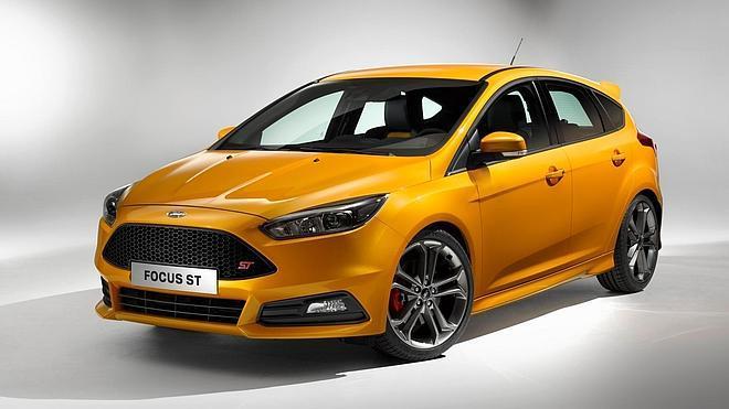 Éxito de ventas del Ford Focus ST
