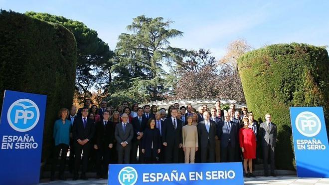 Rajoy advierte a los secesionistas: «Tomaremos las medidas que sean precisas»