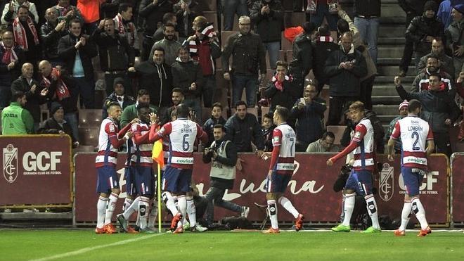 El Granada se estrena en casa y corta la buena racha del Athletic