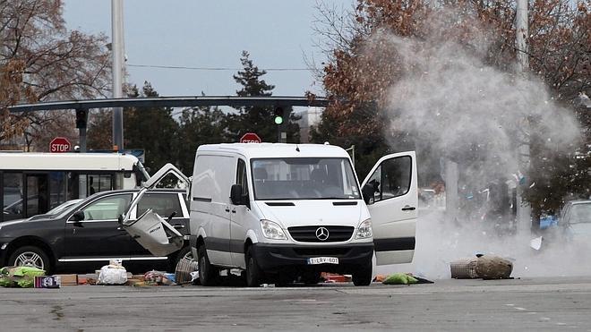 Evacuada una terminal del aeropuerto de Sofía por una falsa alarma de bomba