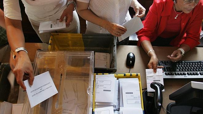 El hundimiento del voto emigrante