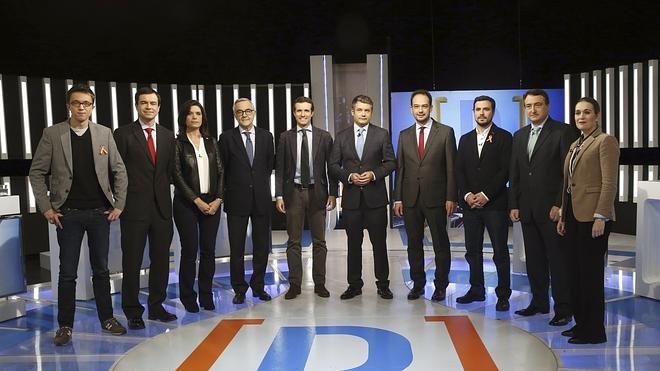 El empleo, Cataluña, la corrupción o la violencia de género centran 'el debate a 9'