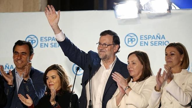 El PP conserva la mayoría absoluta en el Senado aunque pierde 15 escaños