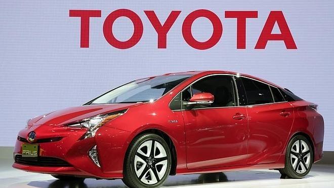Toyota, líder mundial de venta de coches