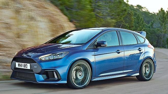 Ford Focus RS, deportividad a ultranza