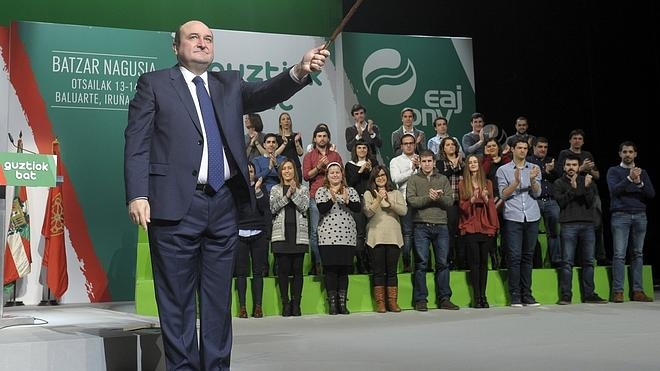 El PNV ganaría en las autonómicas vascas y Podemos sería la segunda fuerza