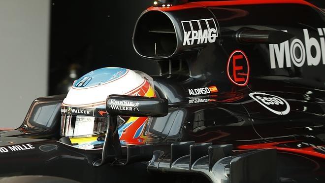 Día perdido para Alonso