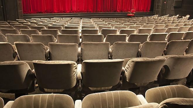 Salas pequeñas de teatro