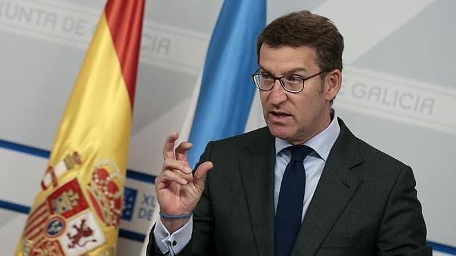 Feijóo se presentará a un tercer mandato al frente de la Xunta