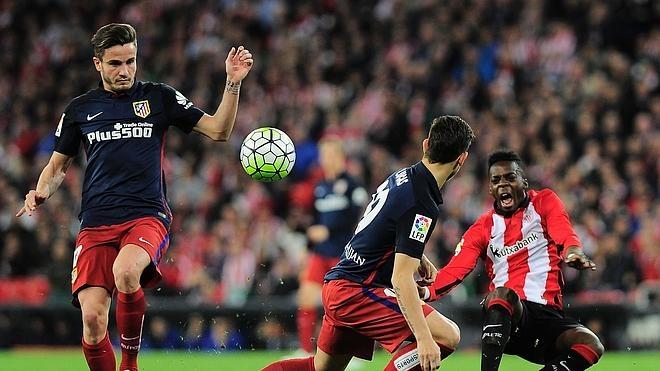 El Atlético vendió el 40% del pase de Saúl a un fondo por 1,5 millones