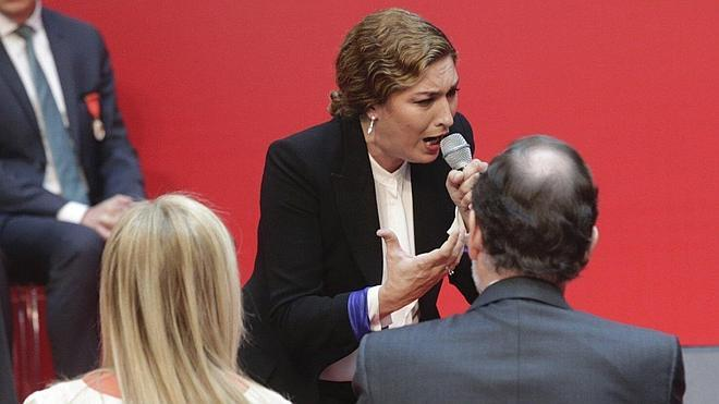 Estrella Morente abronca a los políticos: «Hartos de que en España no haya diálogo»