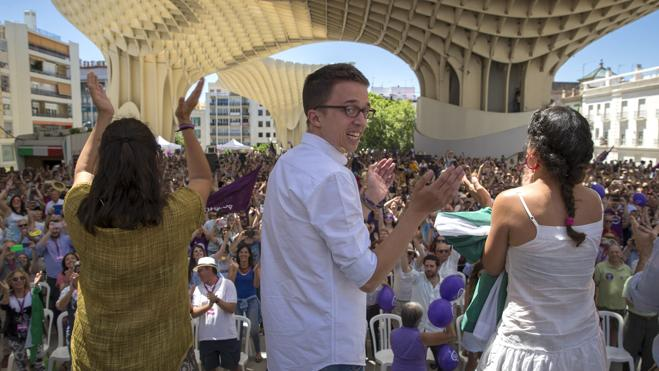 Errejón: «Vamos a ganar al Partido Popular»
