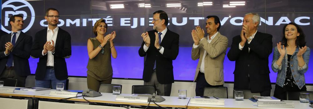 Rajoy apuesta de nuevo por la gran coalición