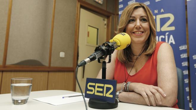 Susana Díaz avisa de que aún se siente legitimada para liderar el PSOE