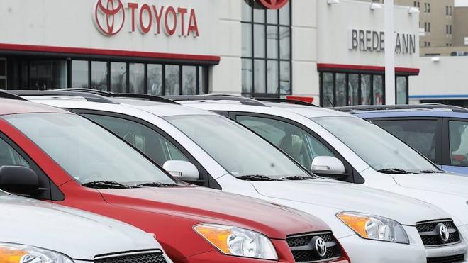Toyota llama a revisión más de 3,3 millones de coches por problemas técnicos