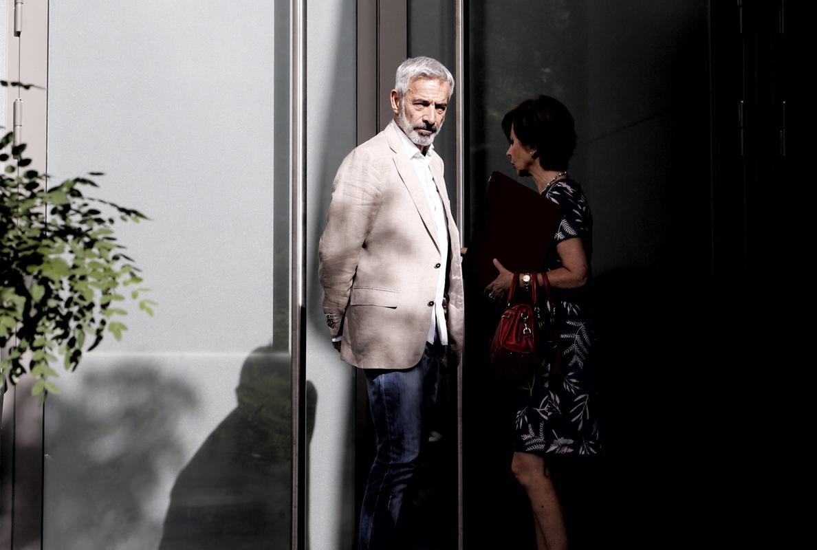 Imanol Arias satisfará su deuda con Hacienda «hasta el último céntimo»