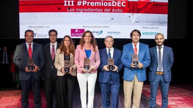 DEC entrega los premios a las mejores prácticas en experiencia de cliente