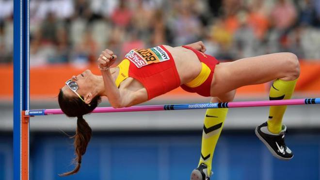 Beitia, a por un nuevo hito en el atletismo