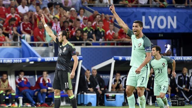 Portugal finalista, se impuso la lógica